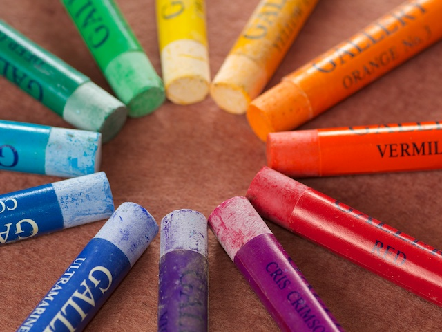 6x8 crayons