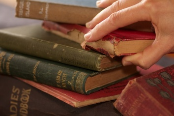 a librarian's touch