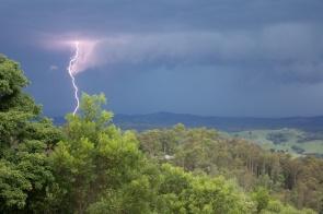 a storm near serendipity