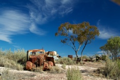 Abandoned workers Lightning Ridge 3