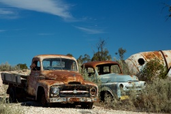 Abandoned workers Lightning Ridge 4