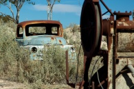 Abandoned workers Lightning Ridge 6