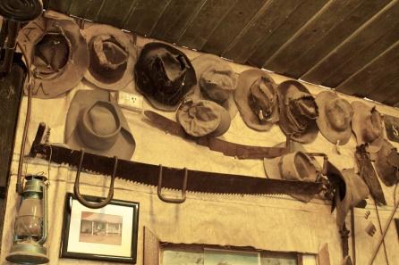 Hebel hat rack
