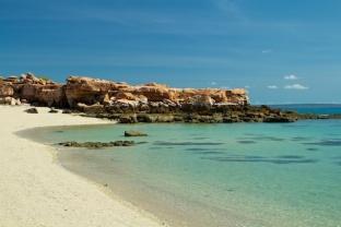 Beach at Jar Island