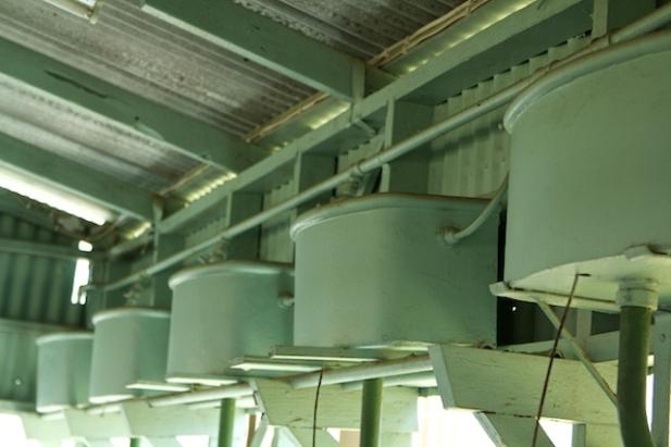Fannie Bay Gaol Cisterns