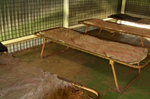 Fannie Bay Gaol Cots