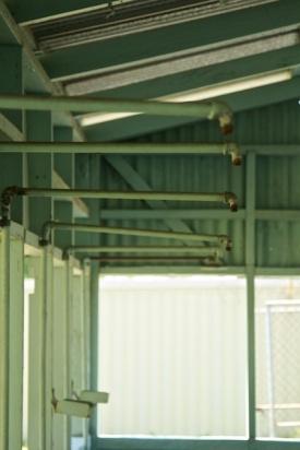 Fannie Bay Gaol Showers