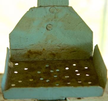 Fannie Bay Gaol Soap Dish
