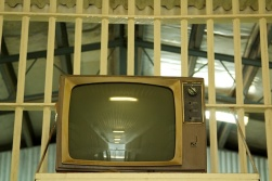 Fannie Bay Gaol Stone Cell Block TV
