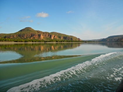 Hunter River the Kimberley