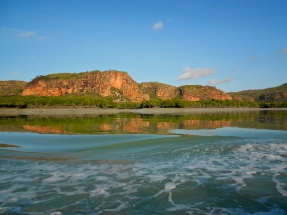 Hunter River low tide