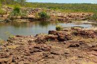 Mitchell Falls swimming spots