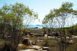 Vansittart Bay from Jar Island