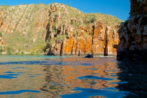Talbot Bay Horizontal Waterfalls