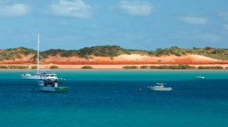 Broome harbour