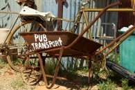 pub transport Silverton