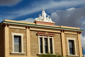 Broken Hill main street