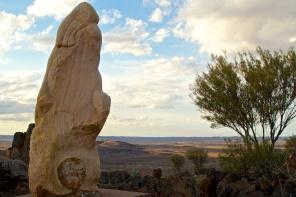 Broken Hill sculpture park