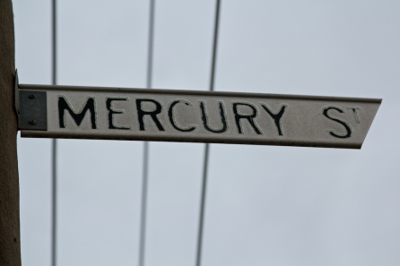 Broken Hill street names