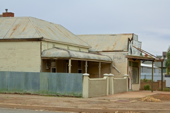 house & old shop Broken Hill