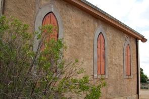 old Silverton church