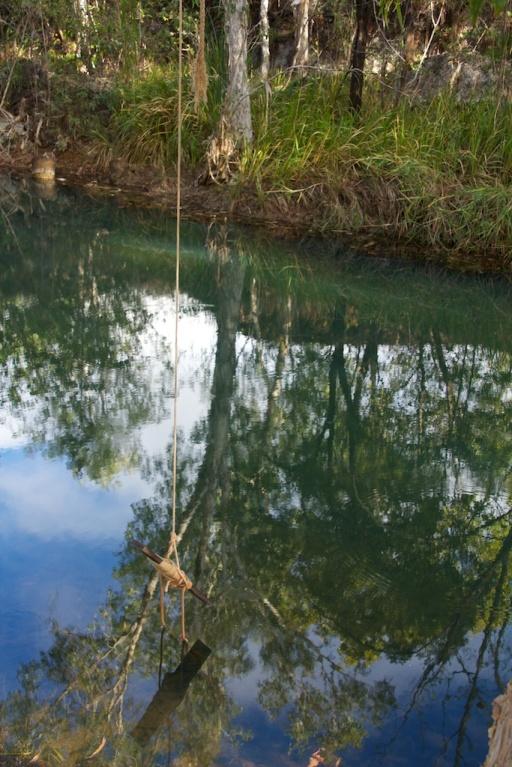 Chillagoe swimming hole