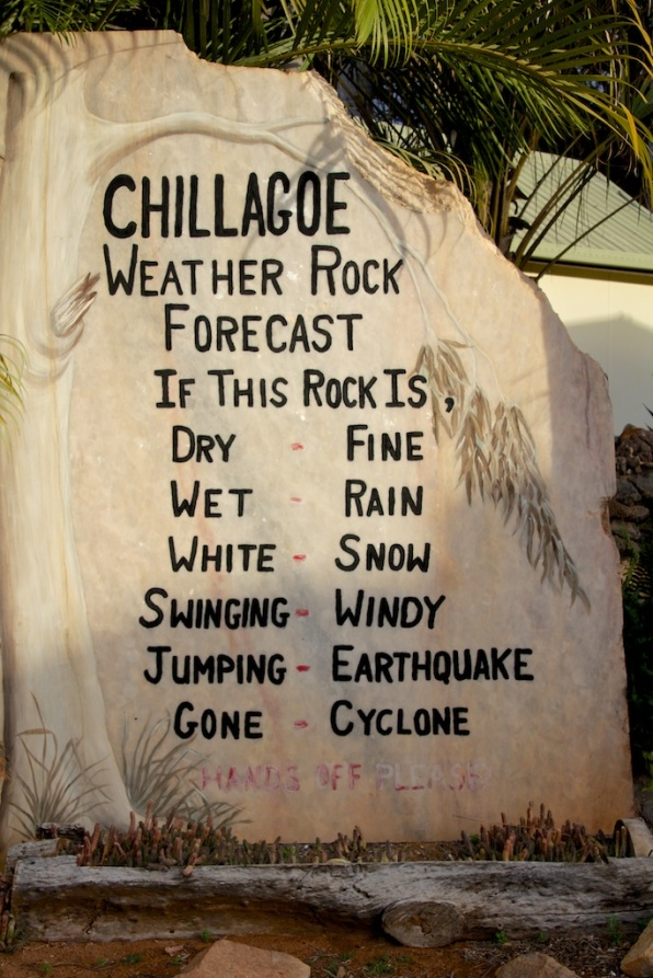 Chillagoe Weather