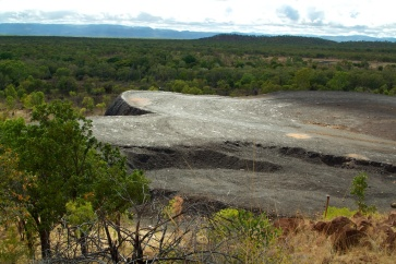 leftovers from the Chillagoe smelter