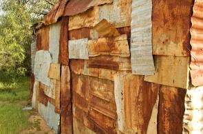 walls at Seaton's Farm