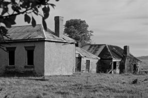 old farm in Bothwell Tas
